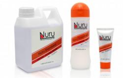 Nuru masszázs gél termékcsalád